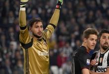 Gianluigi Donnarumma brilha em 9 defesas – Juventus FC 2-1 AC Milan