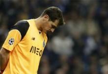 """Iker Casillas: """"Encontrei o ponto de me manter em forma, cuidar-me, alimentar-me bem e descansar"""""""