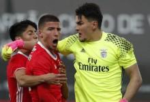 Ivan Zlobin defende grande penalidade e destaca-se em mais 4 defesas – SL Benfica B 2-1 SC Olhanense