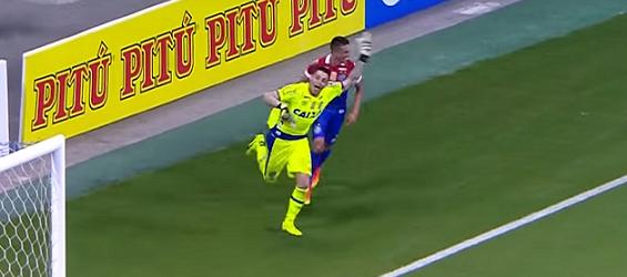Jean Paulo defende penalti, recarga e brilha noutra bela defesa – Bahia 3-0 Altos