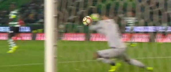 Rui Patrício fecha baliza em defesa cautelosa – Sporting CP 2-0 CD Nacional