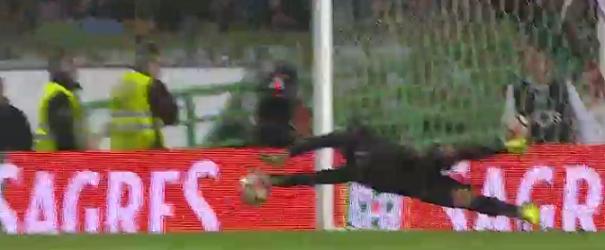 Rui Patrício em bela defesa – Sporting CP 1-1 Vitória SC