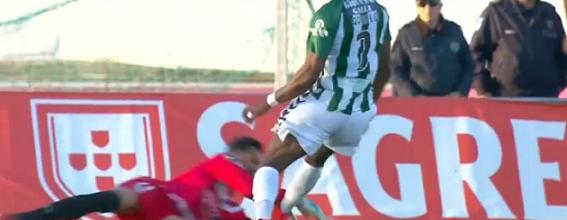Vaná Alves vale pontos em saída vertiginosa nos descontos – Vitória FC 1-2 CD Feirense