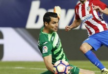 Andrés Fernández vale três pontos em nove defesas – Atlético de Madrid 0-1 Villarreal CF