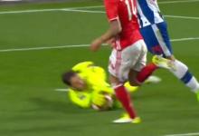 Ederson Moraes brilhou em saída aos pés no um-para-um – SL Benfica 1-1 FC Porto