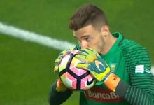 Luís Ribeiro entre erros e momentos vistosos – SL Benfica 3-3 Estoril