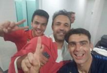 Quim, Marco Pinto e Rafael Alves valem subida ao CD Aves em 16 balizas virgens