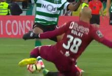 Sinan Bolat contém Leões – FC Arouca 1-2 Sporting CP