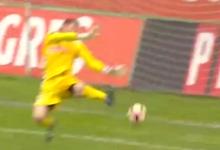Adriano Facchini em sete defesas no CD Nacional 0-2 Rio Ave FC