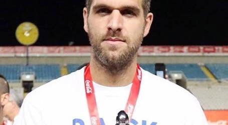 Bruno Vale conquista terceira Taça do Chipre pelo Apollon