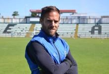 Christopher Pilar: treinador, guarda-redes… e extremo-esquerdo no último jogo da AD Camacha
