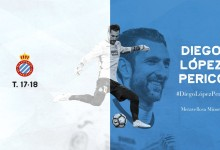 Diego López assina em definitivo pelo RCD Espanyol