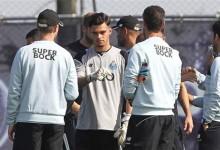 João Gonçalo novamente chamado aos trabalhos da equipa principal do FC Porto
