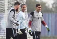 Rui Barbosa deixa FC Porto com triunfo em recorde de Iker Casillas e convocação de José Sá
