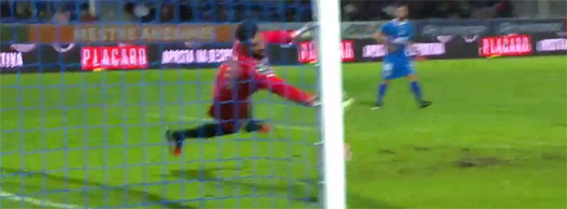 Vaná Alves brilha num espetáculo de seis defesas – CD Feirense 2-1 Sporting CP
