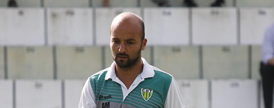 André Mota é o novo treinador de guarda-redes do Académico de Viseu