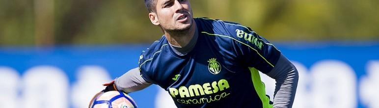 Andrés Fernández assina em definitivo pelo Villarreal CF