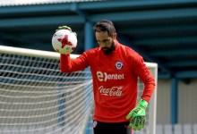 Claudio Bravo, Johnny Herrera e Cristopher Toselli convocados pelo Chile para a Taça das Confederações