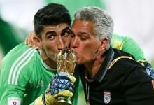 Irão no Mundial'2018 sem golos sofridos e com dedo(s) de Daniel Gaspar e Alexandre Lopes