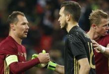 Igor Akinfeev, Guilherme Marinato e Vladimir Gabulov convocados pela Rússia para a Taça das Confederações