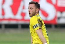 Ricardo Moura vale permanência ao Leixões SC nos minutos finais