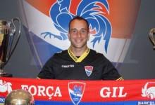 Rui Sacramento assina pelo Gil Vicente FC