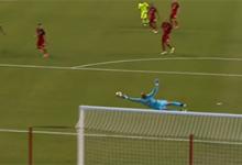 Tim Howard brilha em duas defesas espetaculares num minuto – Estados Unidos 1-1 Venezuela