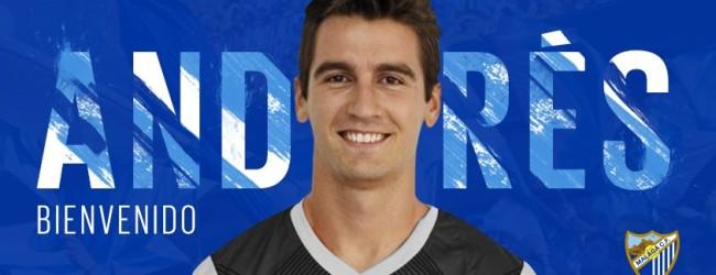 Andrés Prieto assina pelo Málaga CF