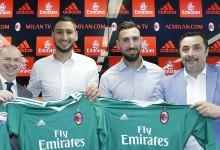 Antonio Donnarumma no AC Milan foi exigência de renovação do irmão Gianluigi