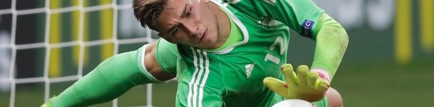 Julian Pollersbeck campeão pela Alemanha e eleito o melhor guarda-redes do Euro sub-21