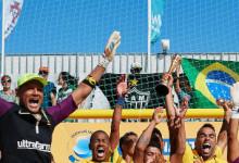 Mão: guarda-redes do SC Braga leva prémio Golden Gloves e mais um Mundialito