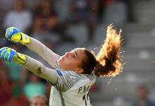 Patrícia Morais aplicou-se em três defesas – Espanha 2-0 Portugal
