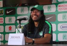 René Higuita é o novo treinador de guarda-redes do Atlético Nacional