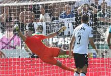 Douglas Jesus é o guarda-redes da quarta jornada da Primeira Liga 2017/2018