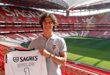 Mile Svilar assina pelo SL Benfica