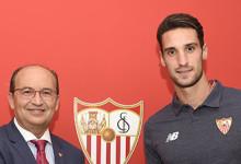 Sergio Rico renova pelo Sevilla FC