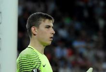 Andriy Lunin: aos 18 anos fez cinco defesas para parar os Bascos – Athletic Bilbao 0-1 Zorya