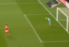 André Moreira estreia-se e garante empate em duas defesas – SL Benfica 1-1 SC Braga