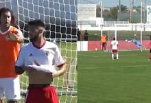Carlos Fernandes e José Costa destacam-se em várias defesas – UD Vilafranquense 1-0 FC Penafiel