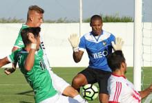 Hugo Marques e Pedro Soares ainda não sofreram no Campeonato de Portugal ao fim de três jogos