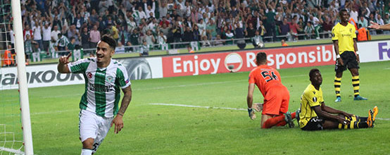 João Miguel Silva estreia-se na UEFA com duas defesas – Konyaspor 2-1 Vitória SC