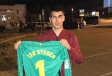 Marcou, impressionou e ignorou Lionel Messi para levar camisola de Ter Stegen
