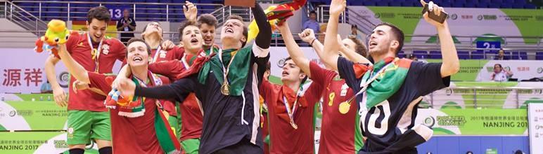 Tiago Rodrigues bicampeão Mundial sub-20 e herói por Portugal