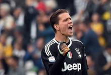 Wojciech Szczesny estreou-se com duas defesas e 84% eficácia de passe – Juventus FC 3-0 Chievo