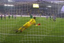 Albano Bizzarri faz-se valer aos 39 anos com penalti defendido aos 85′ – Udinese 2-1 Atalanta