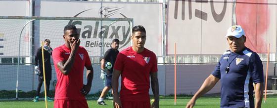 Vítor Manuel Pereira sucede a Tiago Castro no treino de guarda-redes do CD Aves