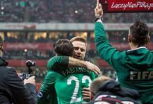 Artur Boruc despediu-se da seleção Polaca e até o autocarro parou