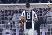 Wojciech Szczesny e Alisson Becker em várias defesas – Juventus FC 1-0 AS Roma
