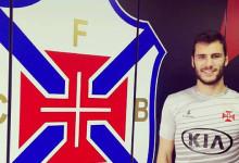 André Moreira emprestado ao CF Os Belenenses