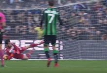 Andrea Consigli defende grande penalidade e dá vitória no Sassuolo 1-0 FC Internazionale